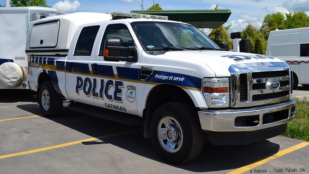 Gatineau Police Quebec Ford F  By Tristar Pursuits
