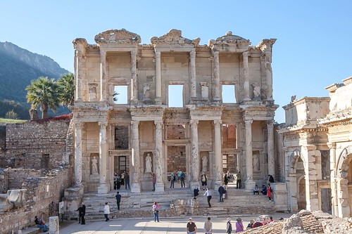 Library of Celsus | by jdlasica