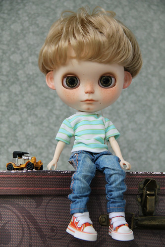 First blythe-boy and first ears | by .Iuliania.