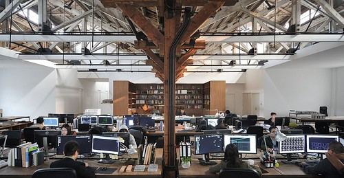 Naturalbuild - Waimatou Co-work Loft - Photo 09 | by 準建築人手札網站 Forgemind ArchiMedia