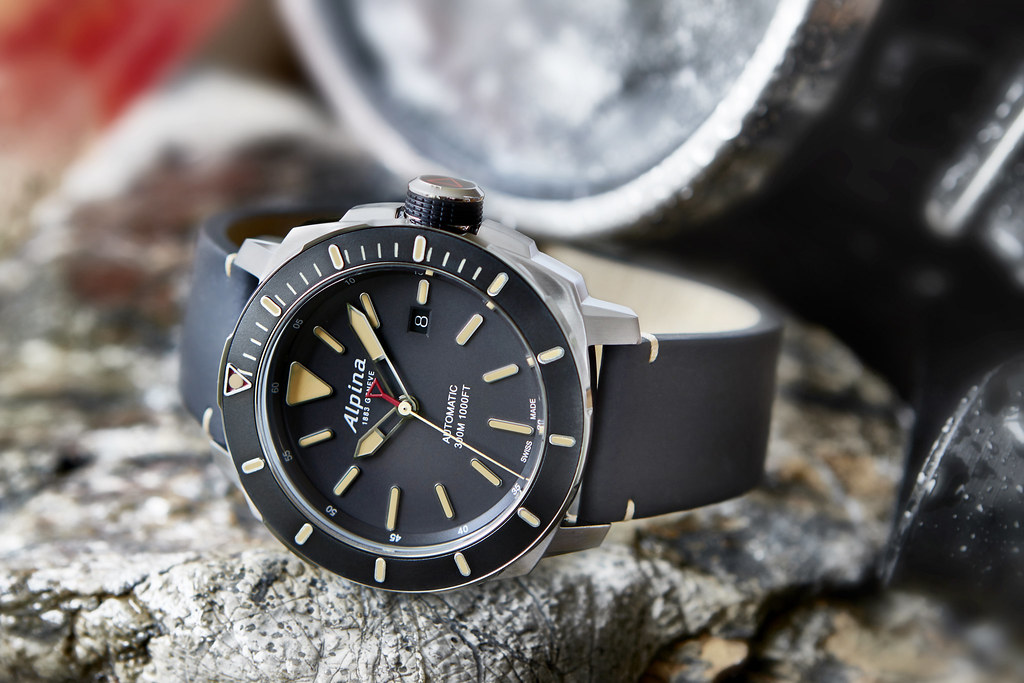 Alpina Watches Seastrong Diver Automatic Ref AL Flickr - Buy alpina watches