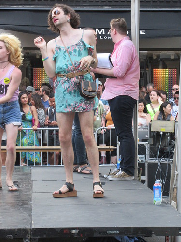 Jacob Tobia From MTV True Life I'm Genderqueer Dancing On