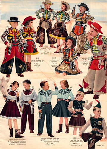 1950 Christmas Toys For Boys : Sears christmas book page found on