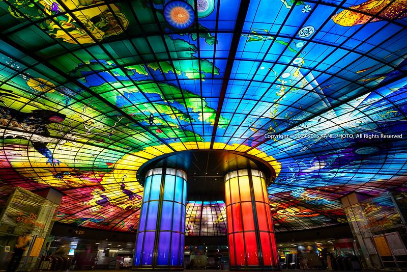 DSC00410-Kaohsiung MRT Formosa Boulevard Station
