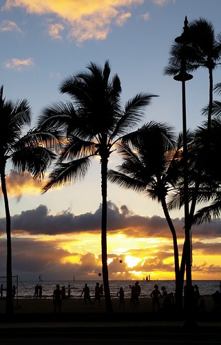 Sunset_20141226_Waikiki_Cutler_174953 | by wlcutler