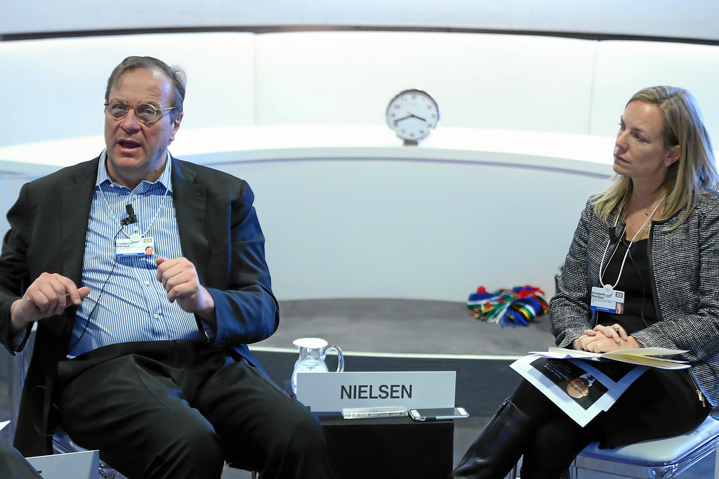 Davos Insights on Crisis and Cooperation: Frederick Kempe … | Flickr