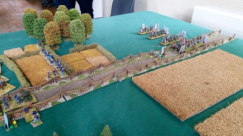 Move 1. Archers's brigade faced by a swarm of Union  Cavalry | by Abbeywood Irregulars