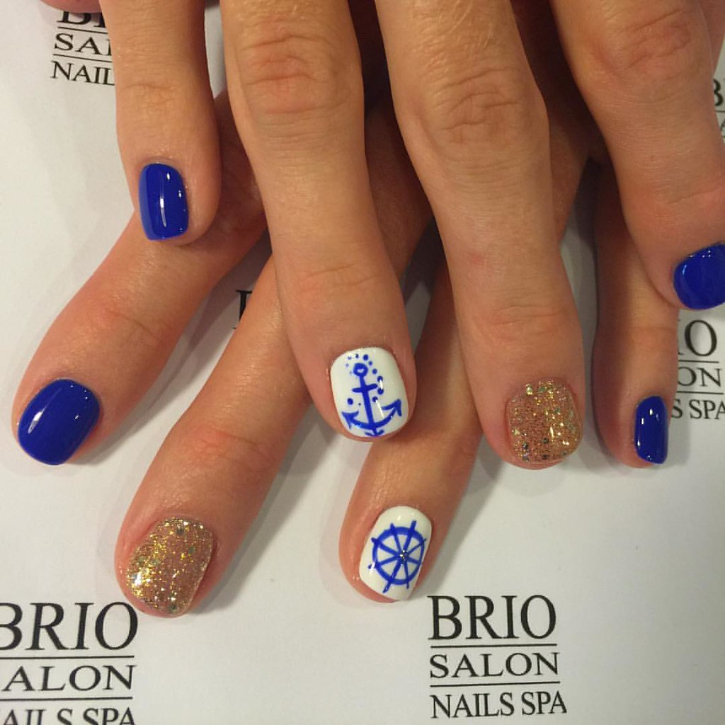 Nails Art @briospa #nails #naildesigns #nailart #designs #… | Flickr