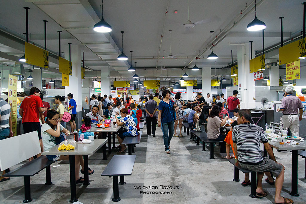 ICC Pudu KL New Location for Imbi Market Food Stalls  Pasar