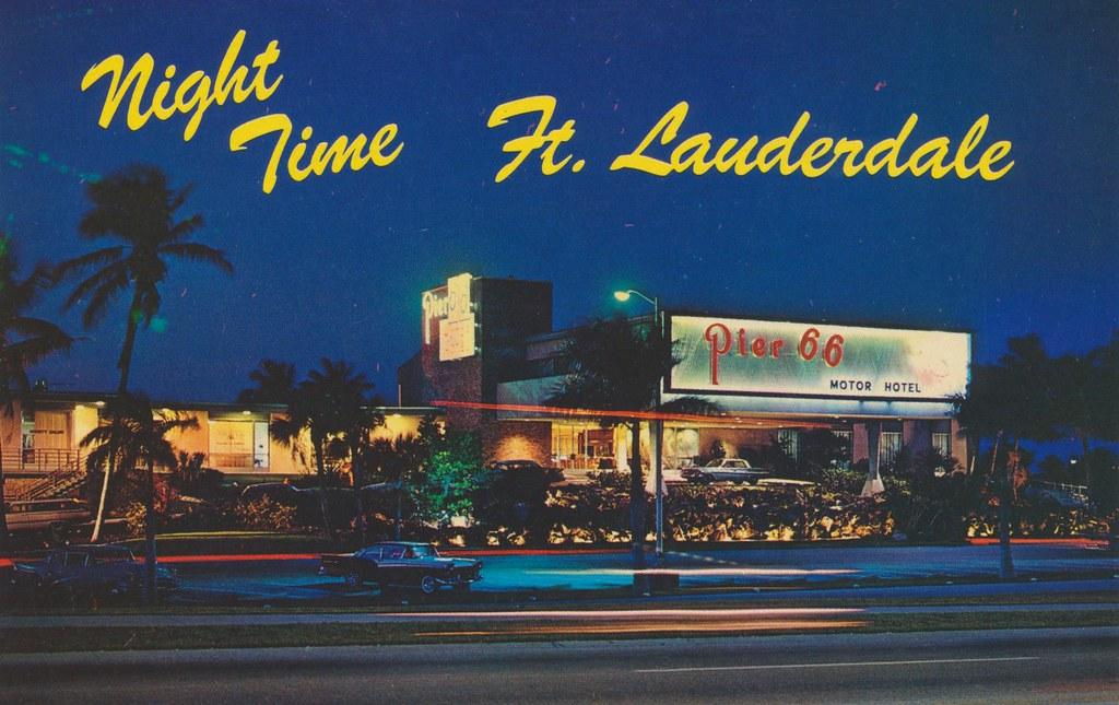 Pier 66 Motor Hotel - Fort Lauderdale, Floria