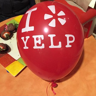 I star yelp | by Laura Northrup