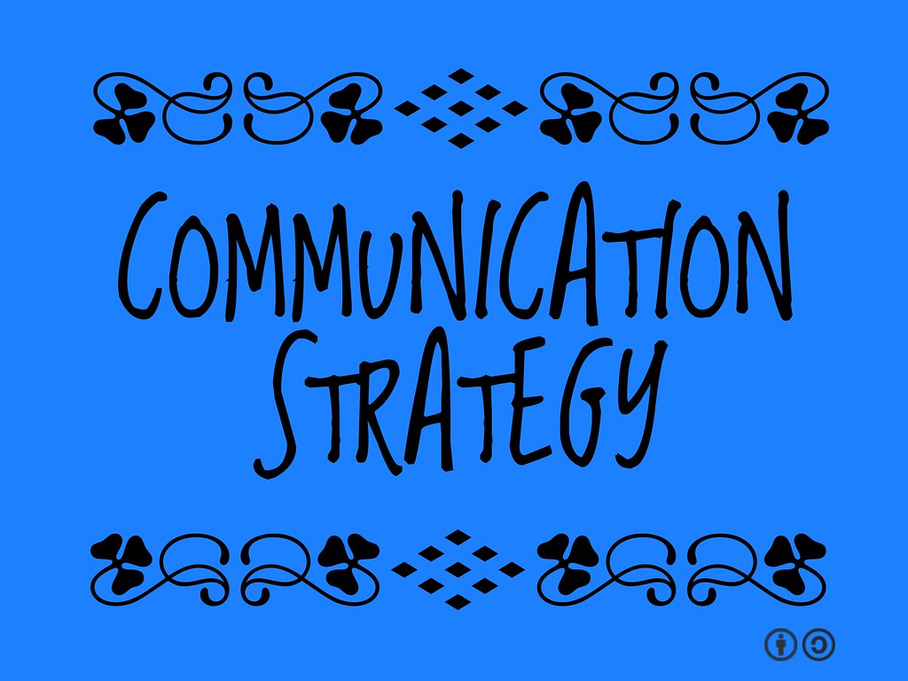 ... Buzzword Bingo: Communication Strategy | By Planeta