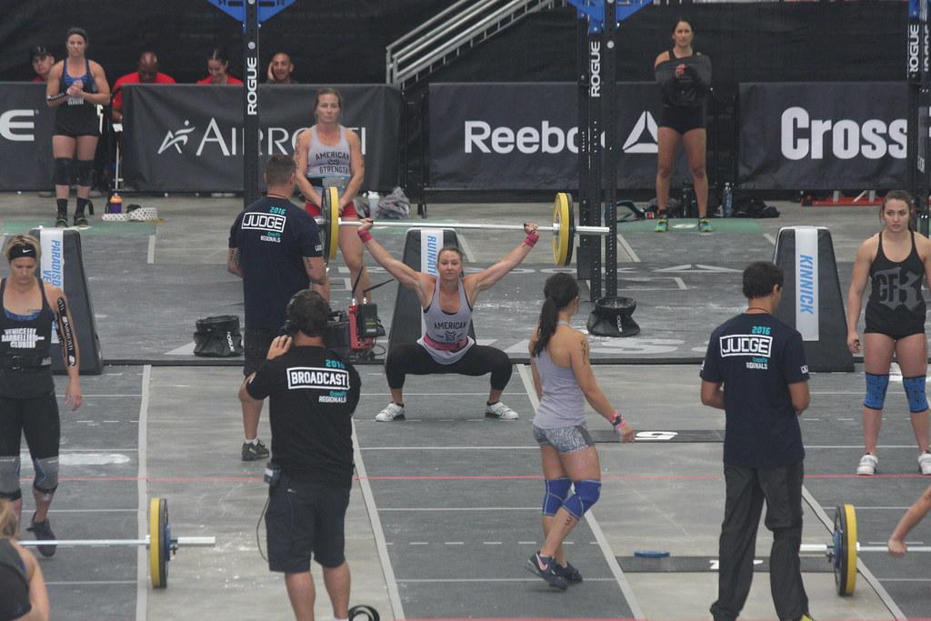 2016 Regionals - Event 3, Laura 6