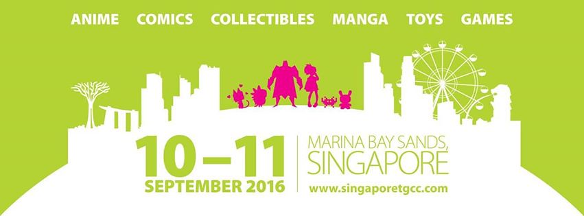 Singapore Toy, Game, and Comic Convention 2016