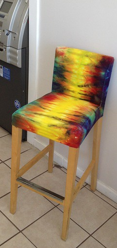 Remarkable Tie Dyed Chair Cover Custom Tie Dyed Chair Cover I Tie Dy Creativecarmelina Interior Chair Design Creativecarmelinacom