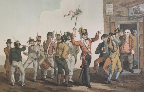 plate 22: Thirty-third Regiment