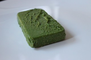 Spinach pesto gelatine | by omcmaditw