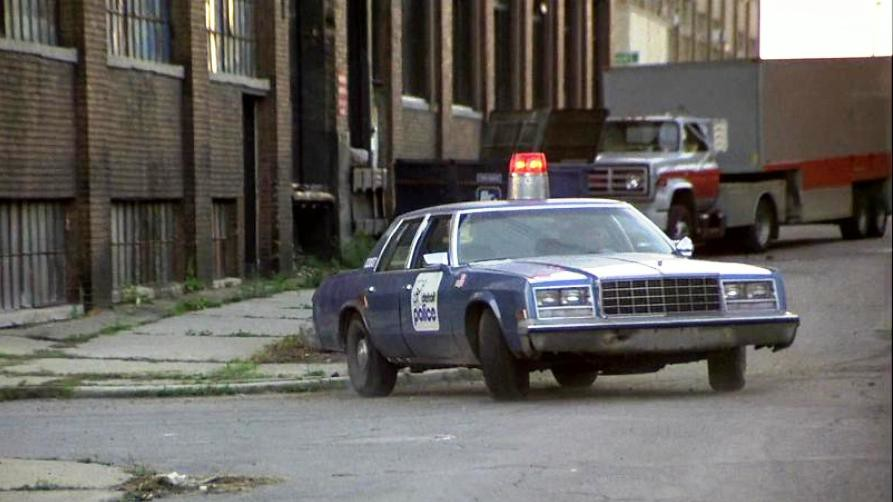 1979 Chrysler Newport Police Car Beverly Hills Cop Flickr