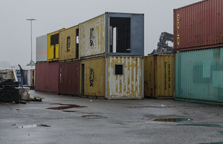 Containers | by AstridWestvang