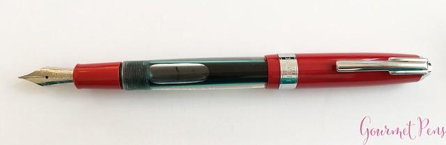 Review J. Herbin Tempête Fountain Pen Gift Set @NoteMakerTweets8