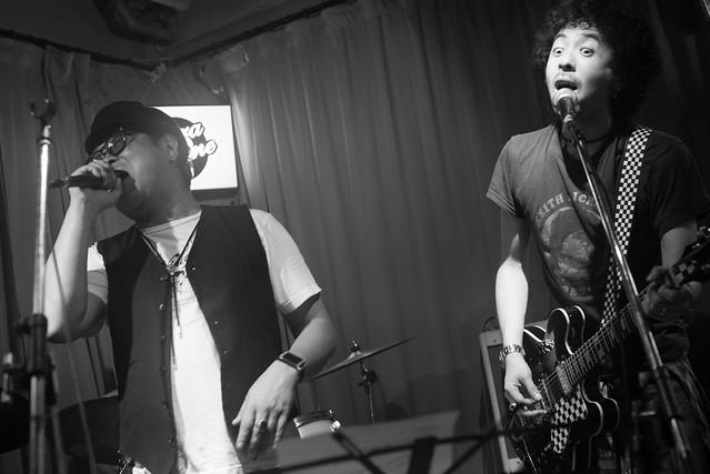 T.G.I.F. blues session at Terraplane, Tokyo, 08 Jul 2016 -00223