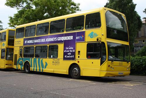 Yellow Buses VLM113 HF05HNA