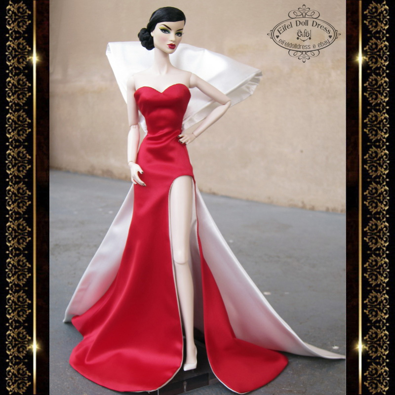 Eifel Doll Dress for Sell | visit my eBay\'s page : www.ebay.… | Flickr