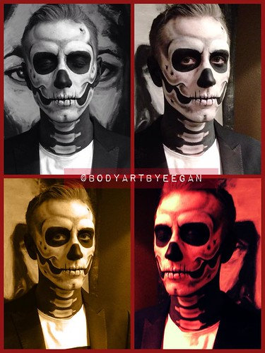 fasion skull | by bodyartbykeegan