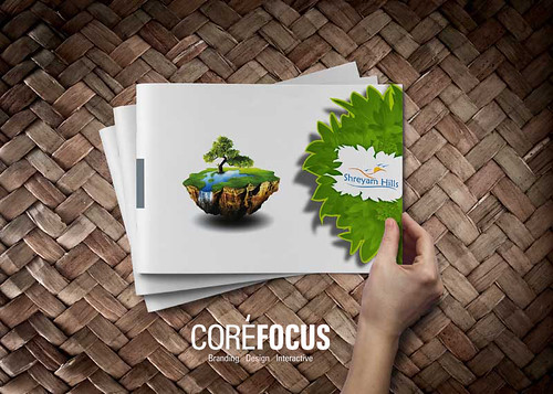 Best Corporate Catalog brochure design & Printing service provider in vadodara Baroda | by corefocusdesign