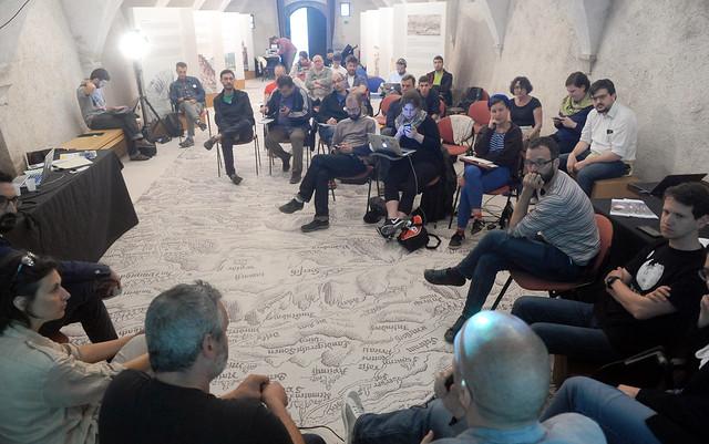 conferenza MAPPE E BENI COMUNI DIGITALI