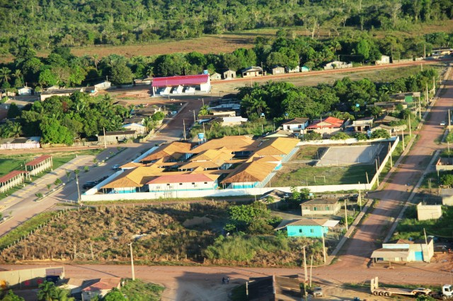 Os 15 melhores municípios em transparência do oeste do Pará, jacareacanga