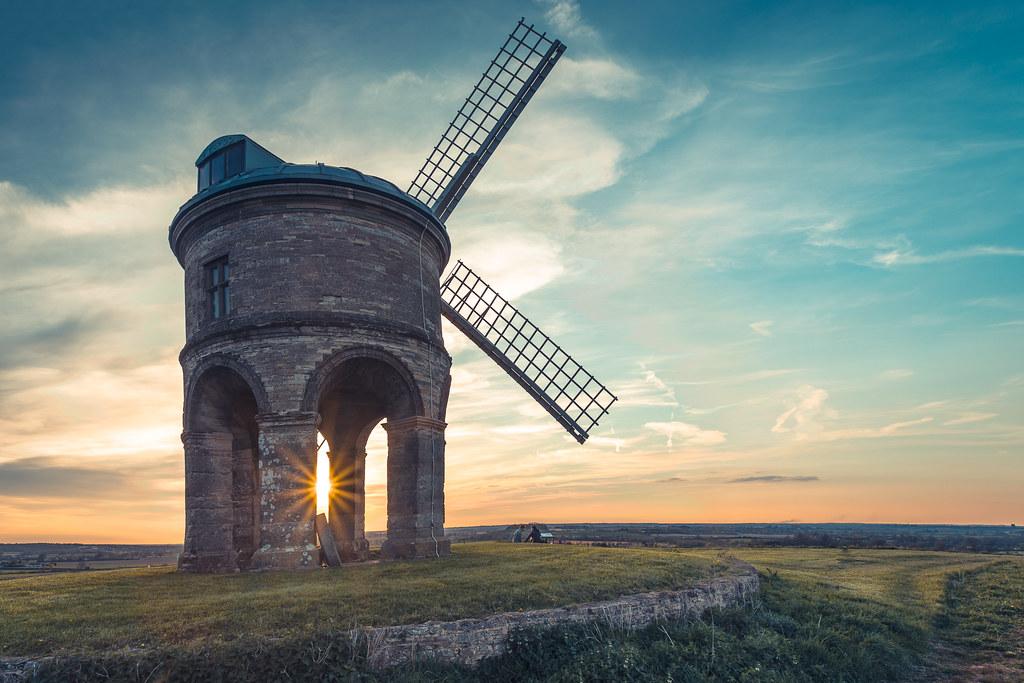 Chesterton Windmill, Warwickshire