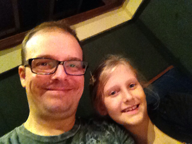 Daddy And Daughter Night Out At Chilis 88 Ways To Worship Flickr