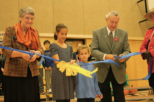 New school opens in growing Langley neighbourhood | by BC Gov Photos