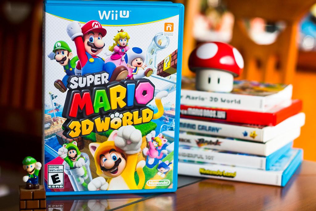 Mario Nintendo Wii U