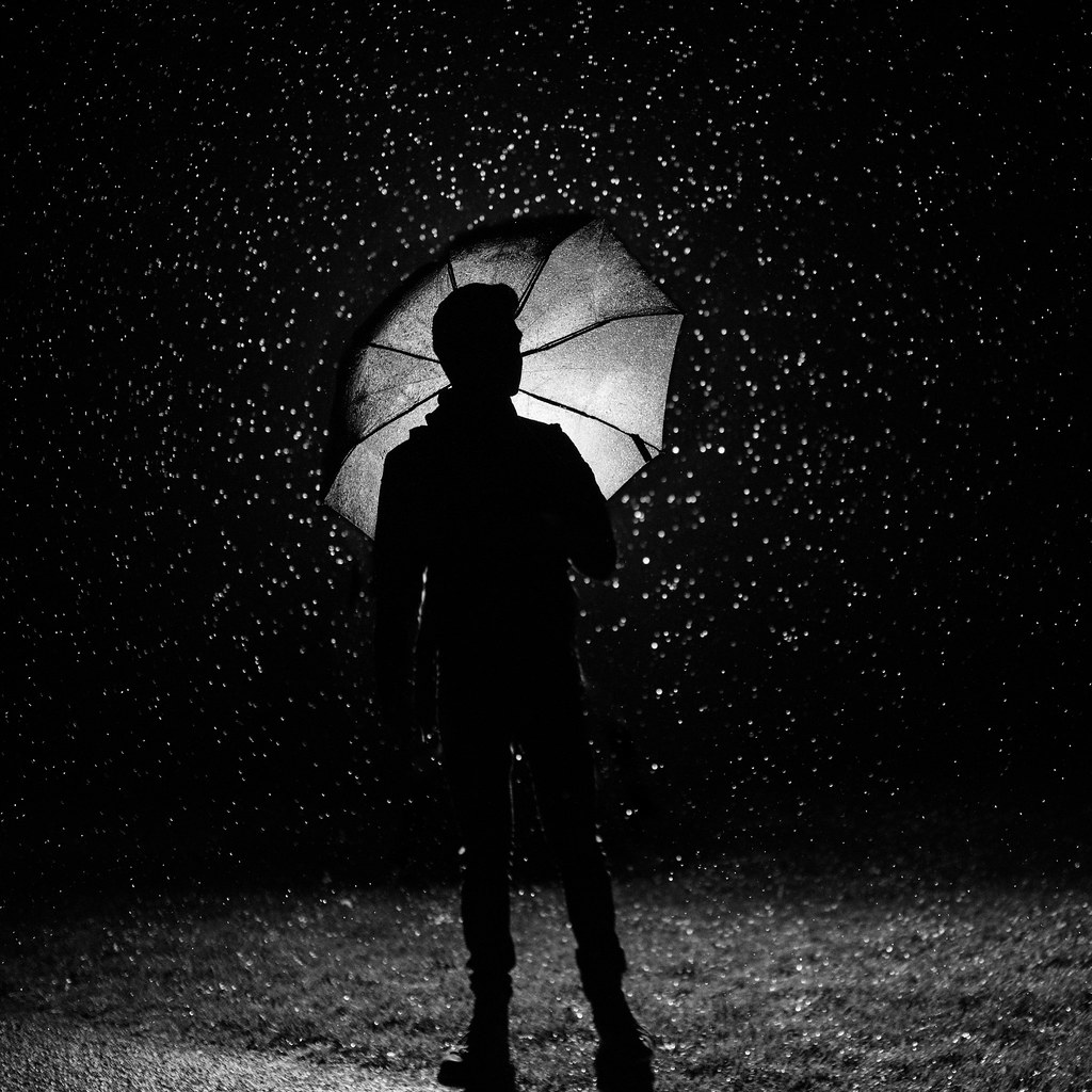 standing in the rain radtwo flickr