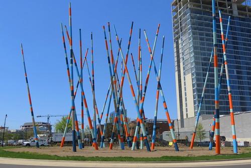 Stix - Nashville Public Art