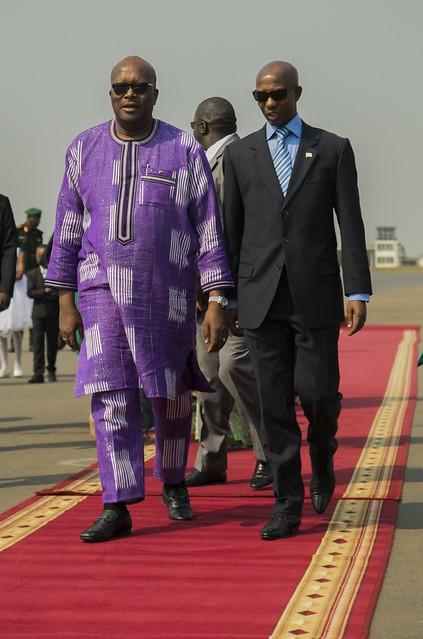 AU Burkina Kabore