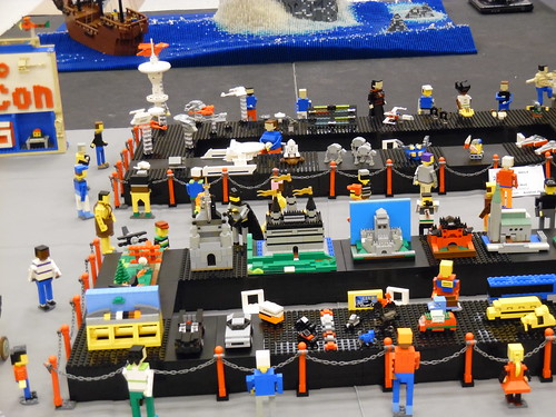 micro BrickCon 2015 | by Major Stackings