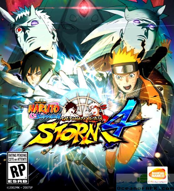 Naruto Shippuden Ultimate Ninja Storm 4 Apk Naruto Shippud Flickr