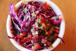 purple cabbage slaw | by vjlawson2001