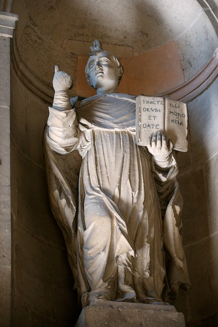 Statue Cathedral, Siracuse