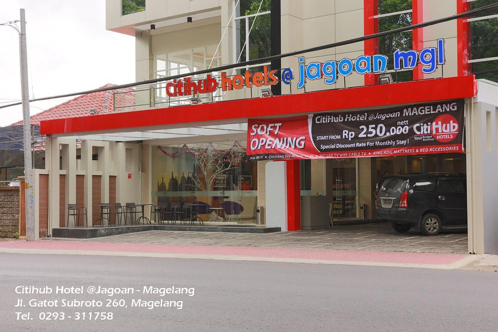 Citihub Hotel Jagoan Magelang Urgentstore Flickr