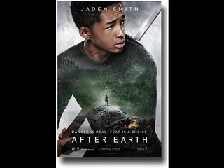 After Earth Official Trailer # 4 Plus Poster Art | by concetposter.org