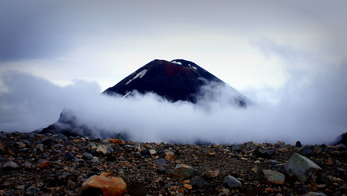 Mount Ngauruhoe, Tongariro National Park, New Zealand | by the.gray.scale