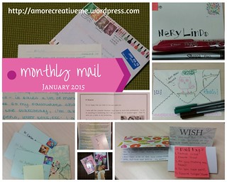 monthly mail 01-2015 | by Roxanne Y
