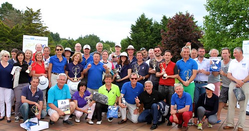 8e National UJSF de Golf des Journalistes