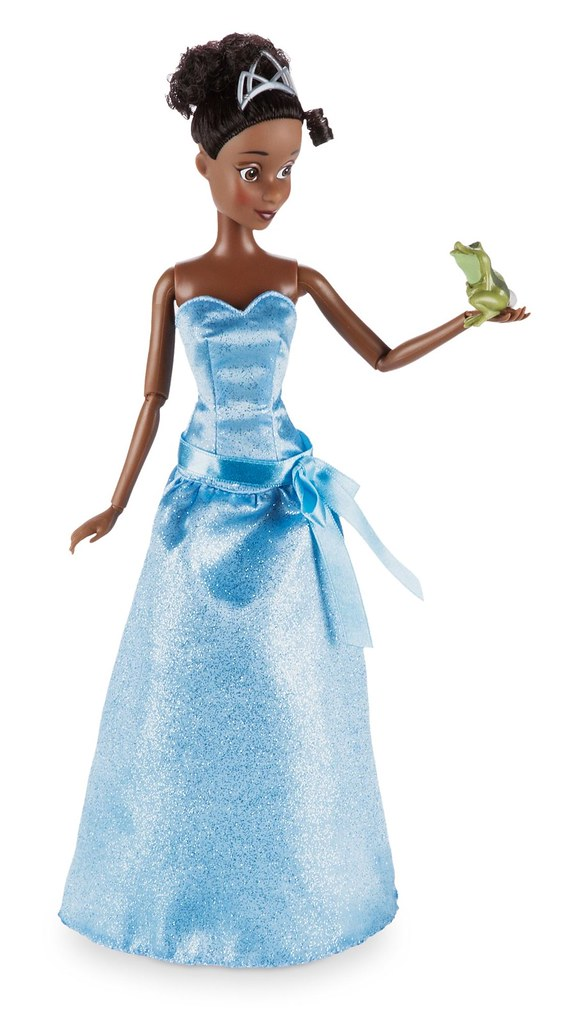 2016 Tiana Classic Doll with Naveen as Frog Figure - 12\'\' … | Flickr
