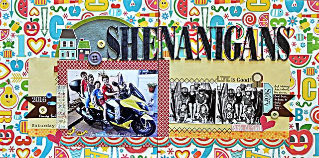 Shenaningans