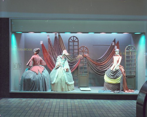 A John Lewis Partnership shop window